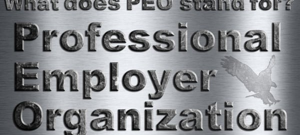 What Does PEO Stand For?