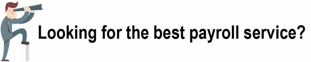 Best Payroll Service